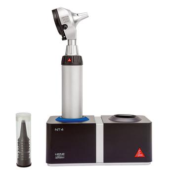 Otoskop Heine Beta 200 F.O. mit LED Beleuchtung und NT Ladegriff