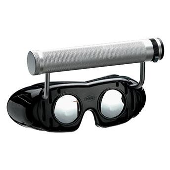 Nystagmusbrille nach FRENZEL Typ 503