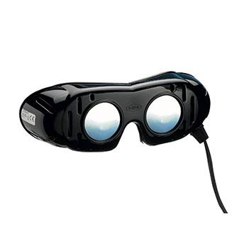 Nystagmusbrille nach FRENZEL Typ 501