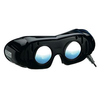 Nystagmusbrille nach FRENZEL Typ 703