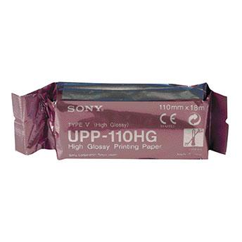 Regristrierpapier Videoprinter SONY UPP -110 HG