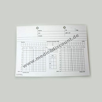 Formblatt für Siemens SD 25 / 26 Ton /VE = 5 Blöcke
