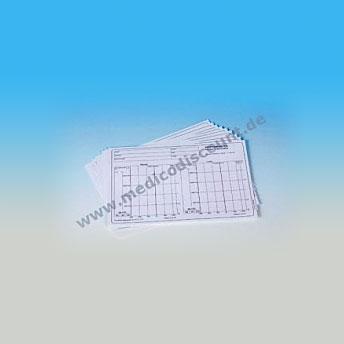 Formblatt für Tymp AT2-4F Block á 250 Blatt
