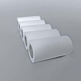 Registrierrollen 57 mm breit 8,50 m lang für Bosch Spiro 501 und Tymp Oscilla TSM 400