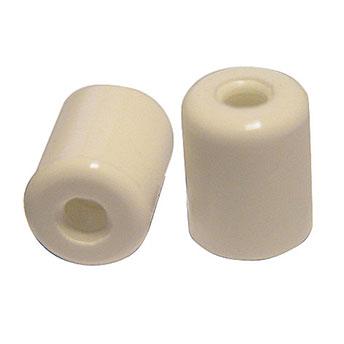 Ohrstöpsel echo screen Gr. 7 mm weiß für TDA, 1 VE/10 Stück