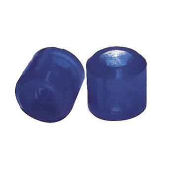 Ohrstöpsel echo screen Gr. 8 mm dunkelblau für TDA, 1 VE/10 Stück