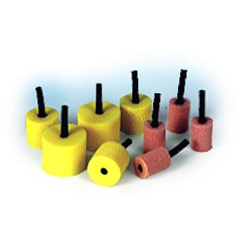 Ohrstöpsel 3C, gelb, 18mm  VE= 24 Stück