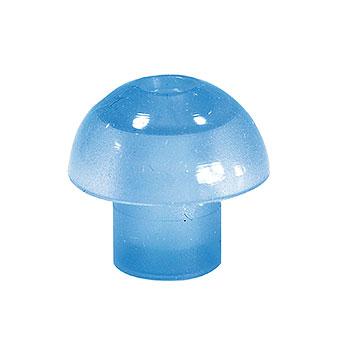 Ohrstöpsel Tymp 16mm blau  1 VE/10 Stück
