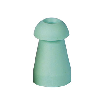 Ohrstöpsel Tymp universal,  9 mm; grün, 1 VE/10 Stück