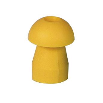 Ohrstöpsel Tymp universal, 12,5 mm; gelb, 1 VE/10 Stück