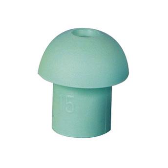 Ohrstöpsel Tymp universal, 15mm grün, 1 VE/10 Stück