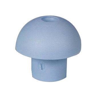 Ohrstöpsel Tymp universal, 18 mm; blau, 1 VE/10 Stück