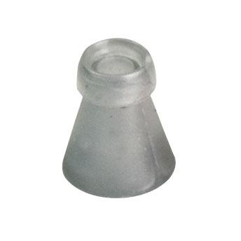 Ohrstöpsel Capella  (neue Sonde) 6mm, grau, 1 VE/10 Stück