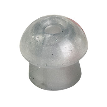Ohrstöpsel Capella  (neue Sonde) 11 mm, grau, 1 VE/10 Stück