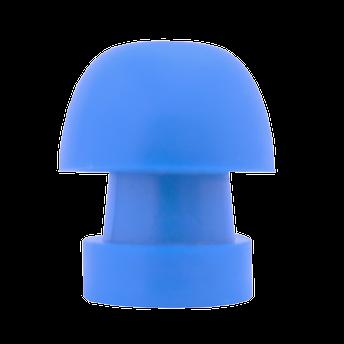Ohrstöpsel passend für Otoflex,11 mm blau