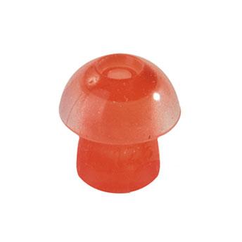 Ohrstöpsel Otoflex Größe 12,5 mm rot, 1 VE/10 Stück
