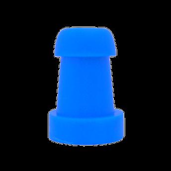 Ohrstöpsel passend für Otoflex, 7 mm blau