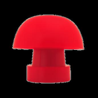 Ohrstöpsel passend für Otoflex, 14 mm rot
