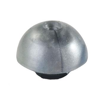 Ohrstöpsel Otoflex, Größe 18 mm, Farbe grau, 1 VE/10 Stück