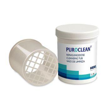 Reinigungsdose für Puroclean Reinigungstablette