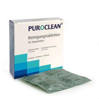 Puroclean®Reinigungstabletten VE/20 Tabletten