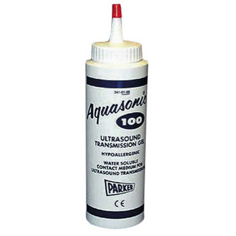 Utraschallgel, Aquasonic-100, Handflasche 250 ml