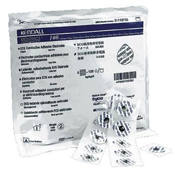 Kendall Solid Gel Elektrode VE/100 Stück
