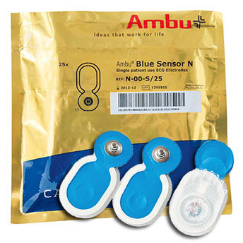Blue Sensor Spezial-Elektrode N-00-S/25