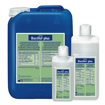 Bacillol plus, 5 Liter
