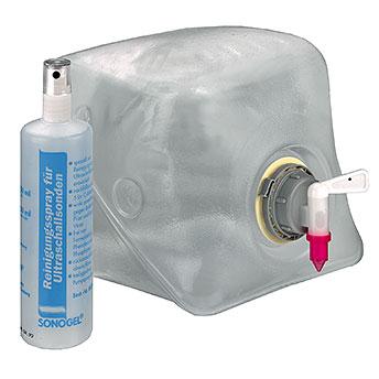 Reinigungsspray SONOGEL 250 ml für Ultraschallsonden