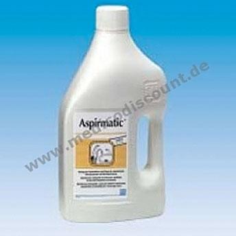 Aspirmatic, Absauganlagendesinfektion 2 Liter