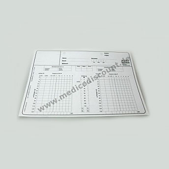 Formblatt DIN 45627 für H & Z Audiometer VE= 10 Block