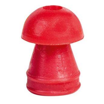 Ohrstöpsel für Capella²,Eroscan,Oscilla, 12mm rot