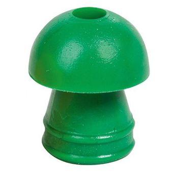 Ohrstöpsel für Capella²,Eroscan,Oscilla 14mm grün