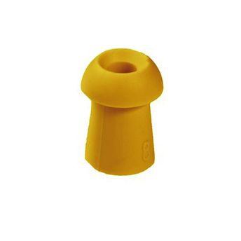Ohrstöpsel für Tympanometer und OAE-Systeme von Interacoustics und Maico 8 mm gelb/ 1 VE=10 Stück