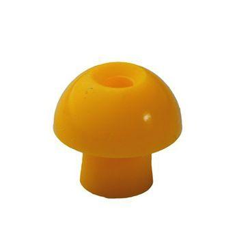 Ohrstöpsel für Tympanometer und OAE-Systeme von Interacoustics und Maico 12 mm gelb/ 1 VE=10 Stück