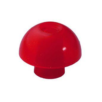 Ohrstöpsel für Tympanometer und OAE-Systeme von Interacoustics und Maico 14 mm rot/ 1 VE=10 Stück