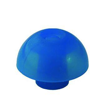 Ohrstöpsel für Tympanometer und OAE-Systeme von Interacoustics und Maico 15 mm blau/ 1 VE=10 Stück
