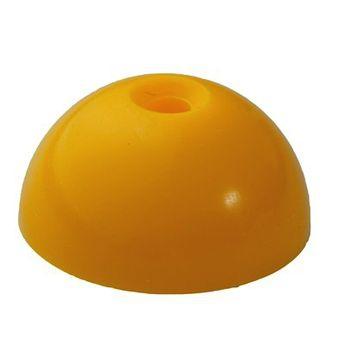 Ohrstöpsel für Tympanometer und OAE-Systeme von Interacoustics und Maico 19 mm gelb/ 1 VE=10 Stück