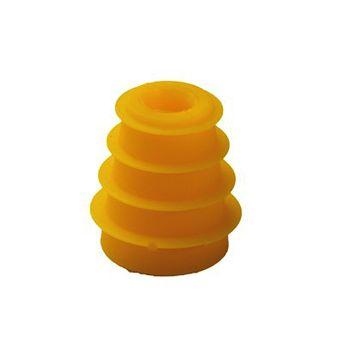 Ohrstöpsel für Tympanometer und OAE-Systeme von Interacoustics und Maico 5-8 mm gelb geriffelt/ 1 VE=10 Stück