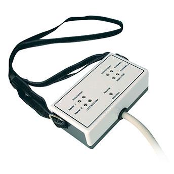Patientenkästchen 2 Kanal mit 5poligem DIN-Stecker