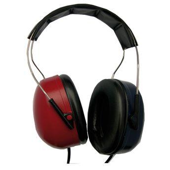 Audiometrie-Kopfhörer TDH39 mit Peltor-Kappen