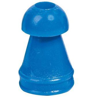 Ohrstöpsel für Capella²,Eroscan,Oscilla, 9 mm blau VE= 10 St.