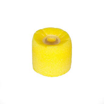 Ohrstöpsel AccuScreen 6-10 mm yellow foam VE = 50 Stück