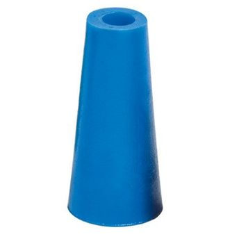 Ohrstöpsel für Capella²,Eroscan,Oscilla, 5mm blau