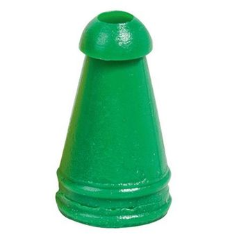 Ohrstöpsel für Capella²,Eroscan,Oscilla, 6mm grün