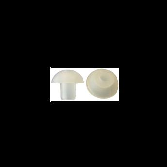Ohrstöpsel Bio-logic 14 mm transparent für Sondenspitze PT-A (lang,transparent)  VE/20 Stück