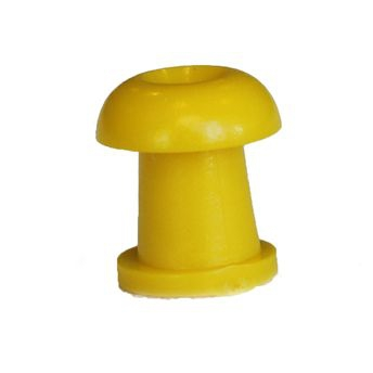 Ohrstöpsel für Madsen Zodiac neu 10 mm gelb, VE/10 Stück