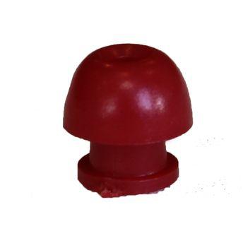 Ohrstöpsel für Madsen Zodiac neu 11 mm rot, VE/10 Stück