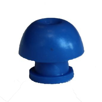 Ohrstöpsel für Madsen Zodiac neu 12 mm blau, VE/10 Stück
